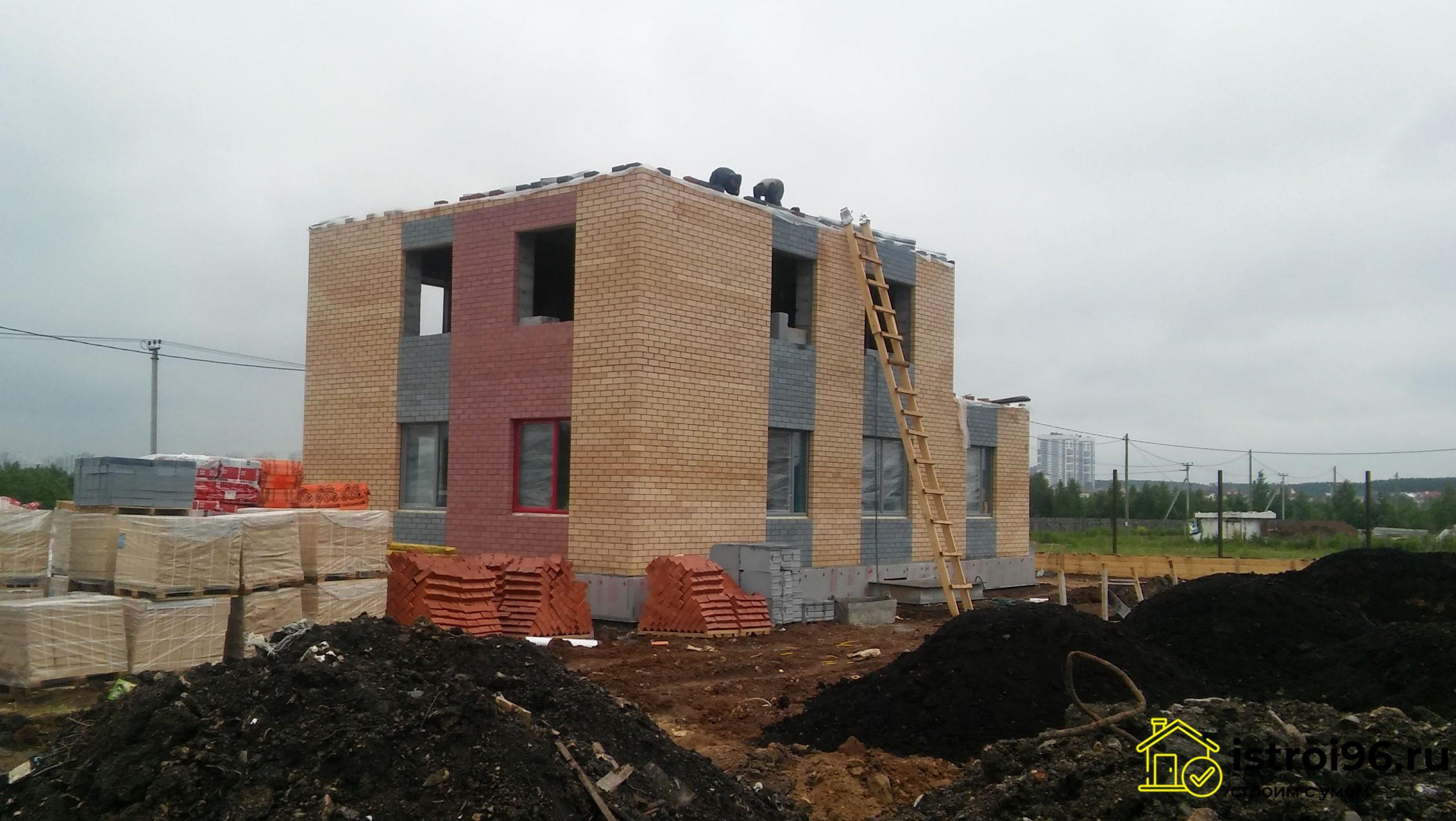 9Строительство 2 этажа-2 поселок Совхозный