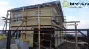 Фасадные работы-4 поселок Прохладный
