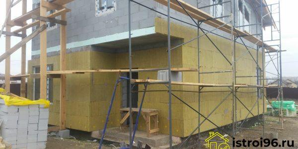 Фасадные работы поселок Прохладный