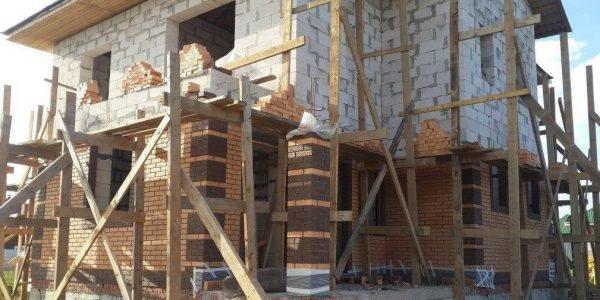 Фасадные работы поселок Верхняя Сысерть