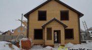Фасадные работы поселок Заречный