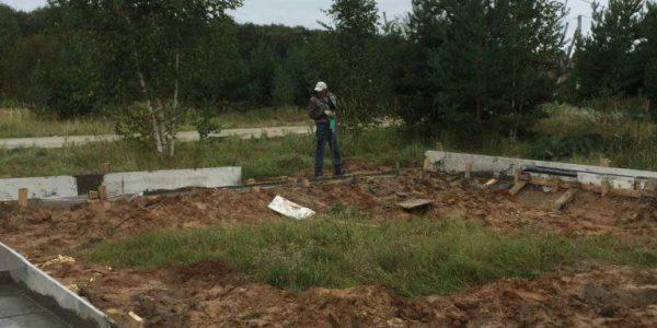 Монтаж фундамента-2 поселок Билимбай
