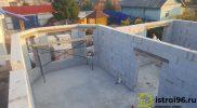 Строительство 1 этажа-3 село Малобрусянское