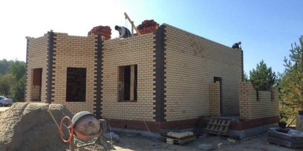 Строительство 2 этажа поселок Билимбай