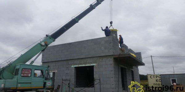 Строительство 2 этажа поселок Прохладный