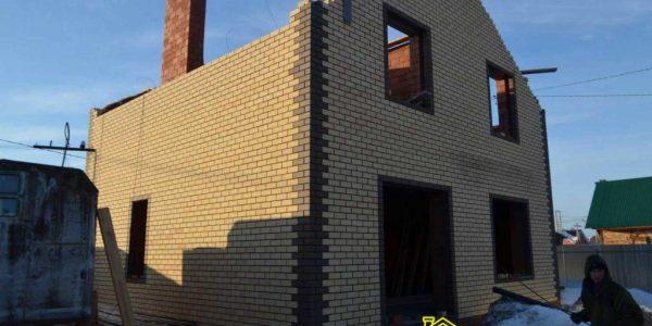 Строительство 2 этажа поселок Заречный