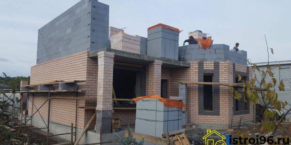 Строительство 2 этажа село Малобрусянское