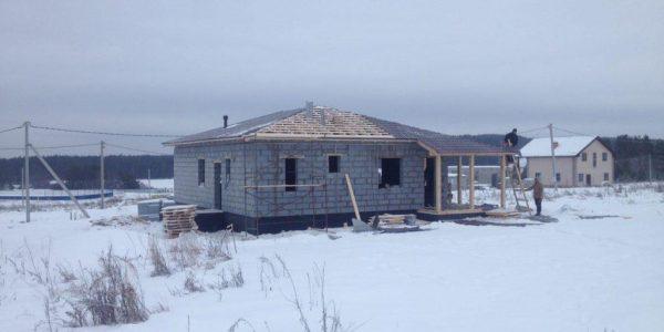 Строительство крыши — 2 КП Расторгуев