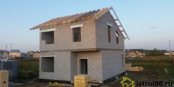 Строительство крыши-2 поселок Прохладный
