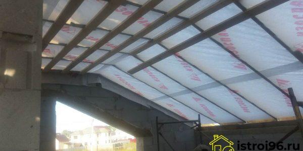 Строительство крыши-3 поселок Прохладный