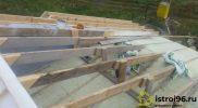 Строительство крыши-4 поселок Прохладный