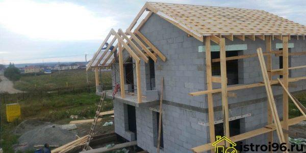 Строительство крыши-5 поселок Прохладный