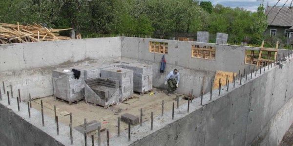 Строительство подвала поселок Ключевск