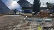 Устройство монолитной плиты перекрытия село Малобрусянское