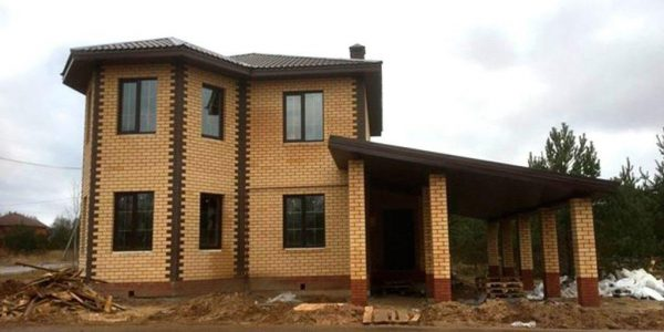 Завершение строительства поселок Билимбай