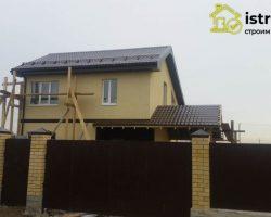 Завершение строительства поселок Прохладный