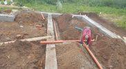 Устройство канализации в Малое Седельниково